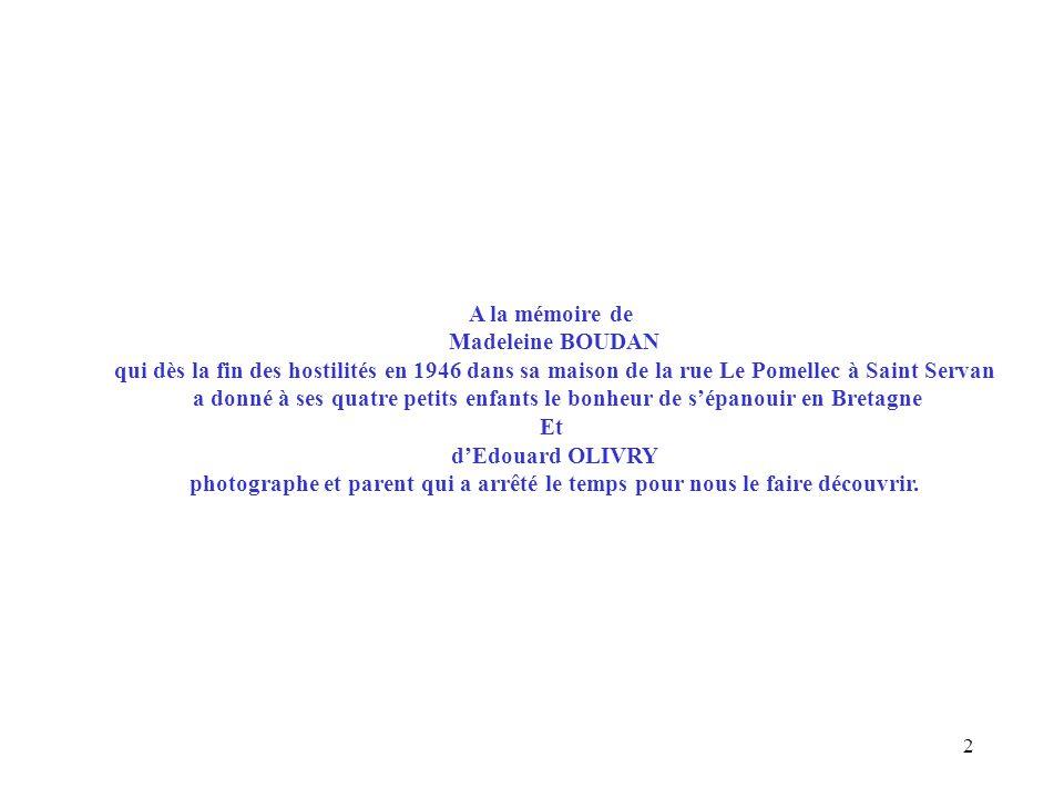 16/01/2014 La Généalogie des Boudan et Burckhardsmeyer ou La Mémoire des temps Janvier 2009