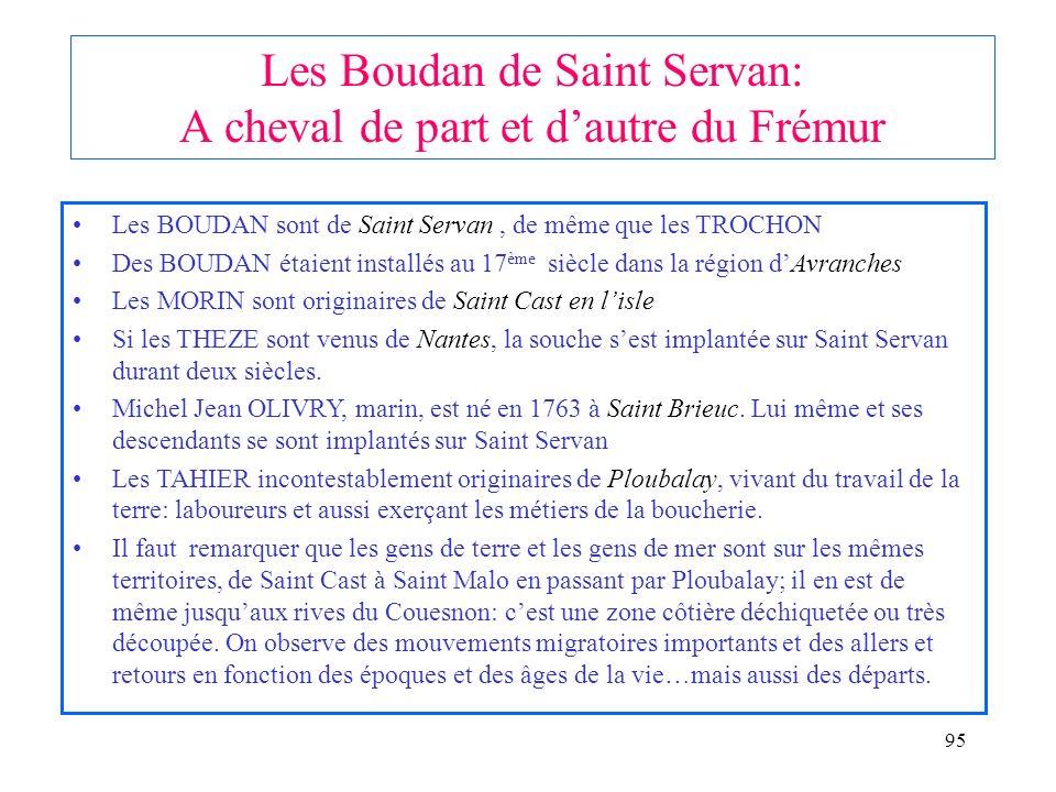 94 BOUDAN Les origines Bretonnes et normandes des Boudan et leur émigration vers Chartres au 16 E. S. BOUDAN BOUDAN Simon 1628 Auneau BOUDAN Pierre +1
