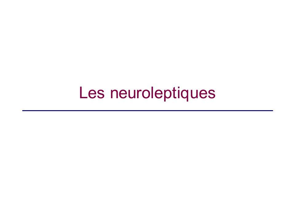 34 Effets indésirables (1) Psychiques - risque de passage à lacte suicidaire, - réactions anxieuses, troubles du sommeil, nervosité, - inversion de lhumeur, confusion mentale (antiach), réactivation délirante Neurologiques - Tremblement, - dysarthrie, - épilepsie, céphalées Neurovégétatifs - anticholinergiques (imipraminiques+++): Sécheresse de bouche (risque augmenté de caries, candidoses buccales), constipation, rétention urinaire - nausées, vomissements, diarrhée