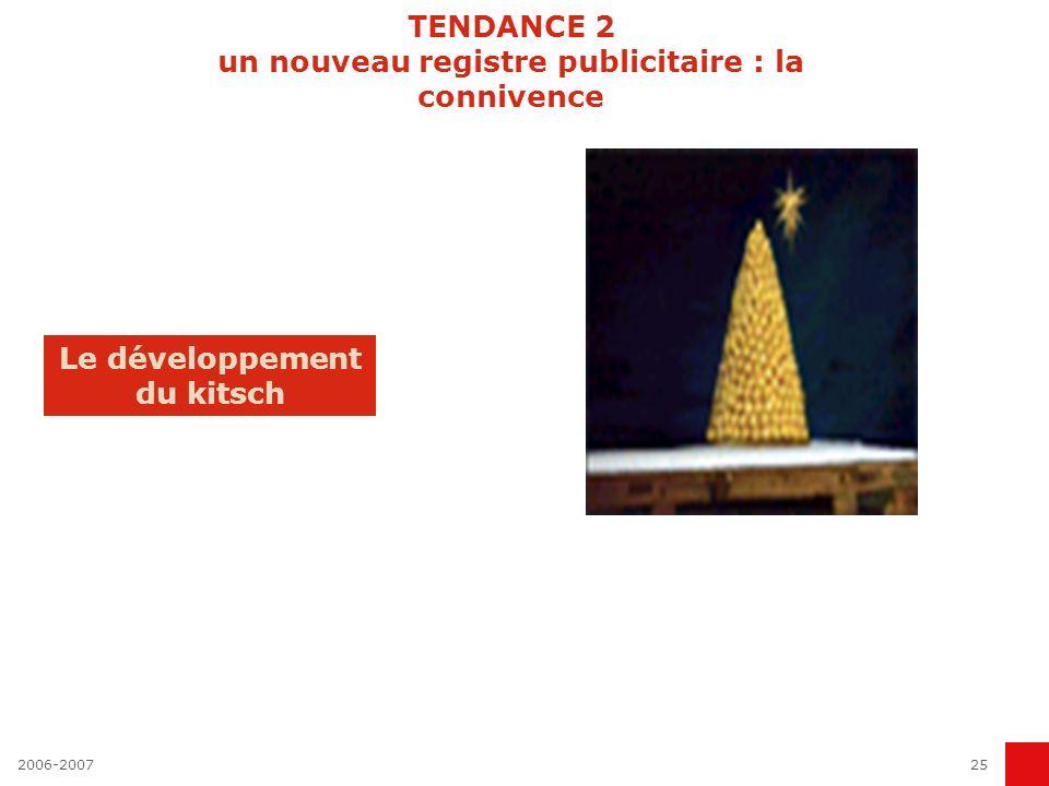 2006-200724 TENDANCE 1 LA CULTURE MEDIATIQUE versus CLASSIQUE UTILISER DE MEGA-EVENEMENTS