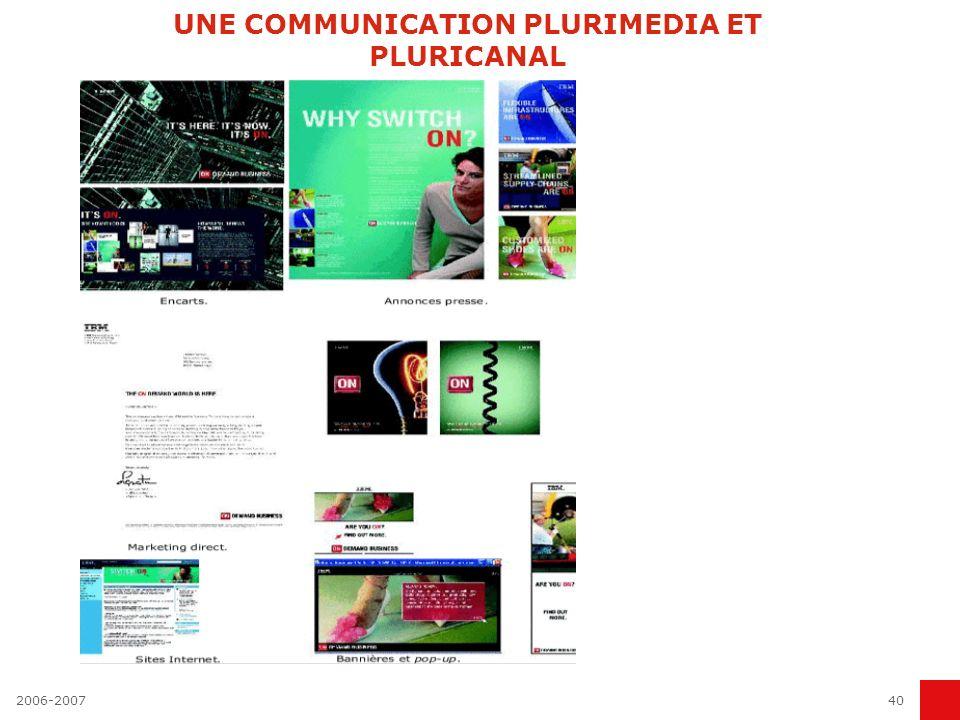 2006-200739 LE TEASING, LE DEVELOPPEMENT D UNE INTRIGUE Film TV pour IBM