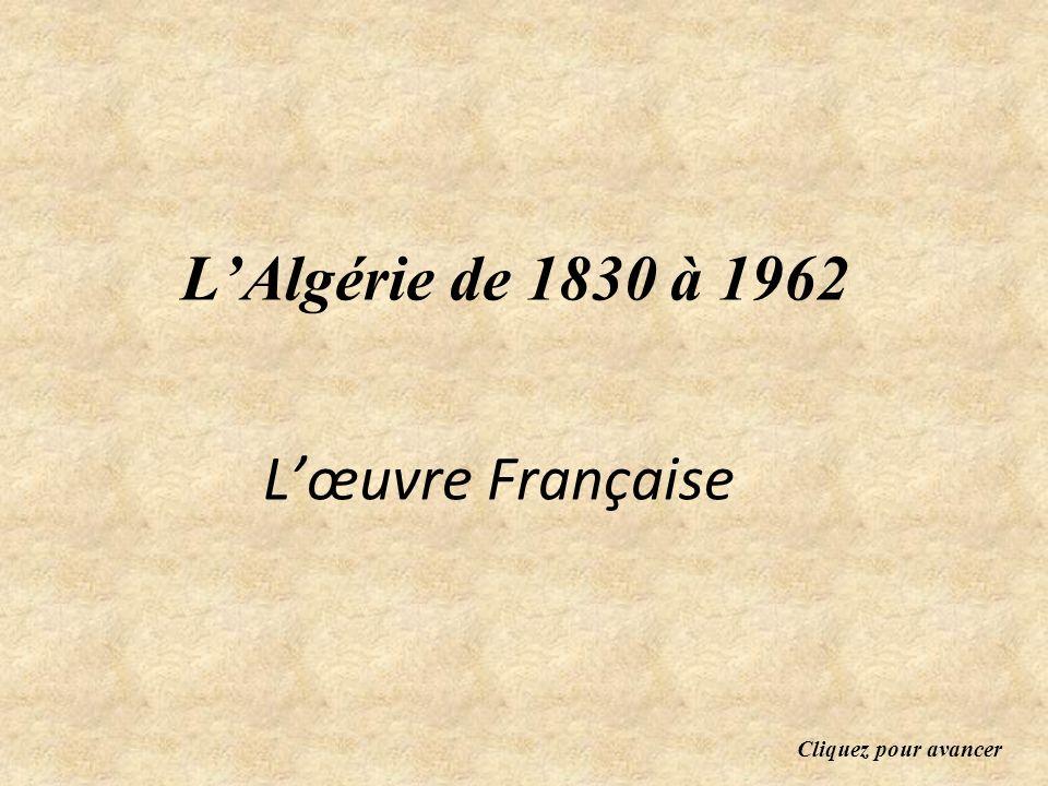 Routes Le kilométrage total construit par les Français a été de 54 000 (80 000 avec les pistes sahariennes), 31 routes nationales.