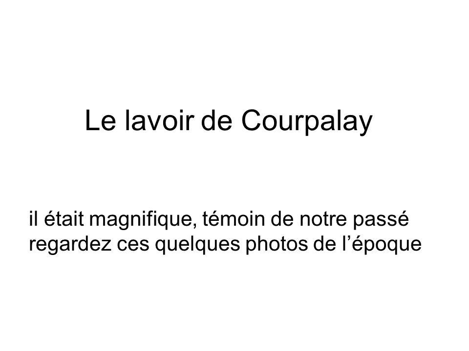 Le lavoir de Courpalay il était magnifique, témoin de notre passé regardez ces quelques photos de lépoque