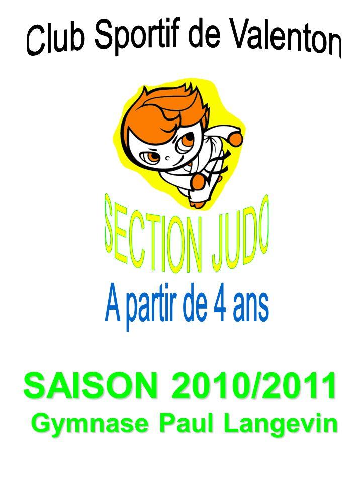 SAISON 2010/2011 Gymnase Paul Langevin