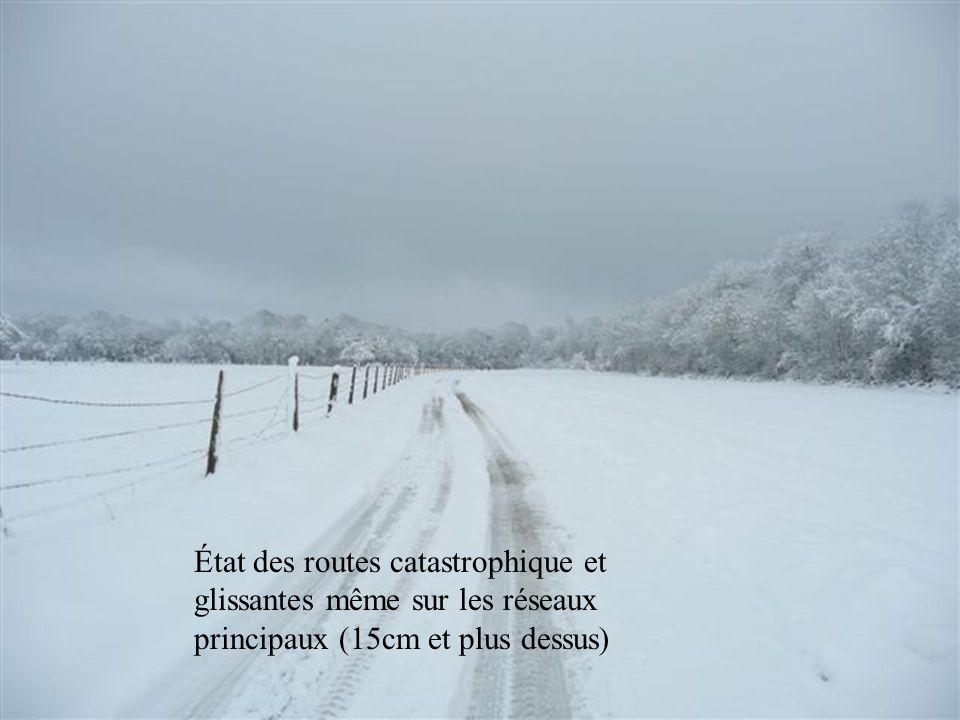 Retournons dans le village le plus neigeux de Normandie ^^