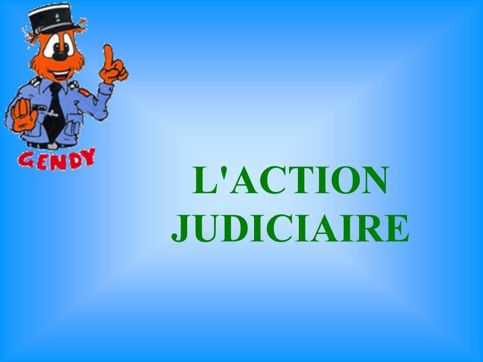 L ACTION JUDICIAIRE