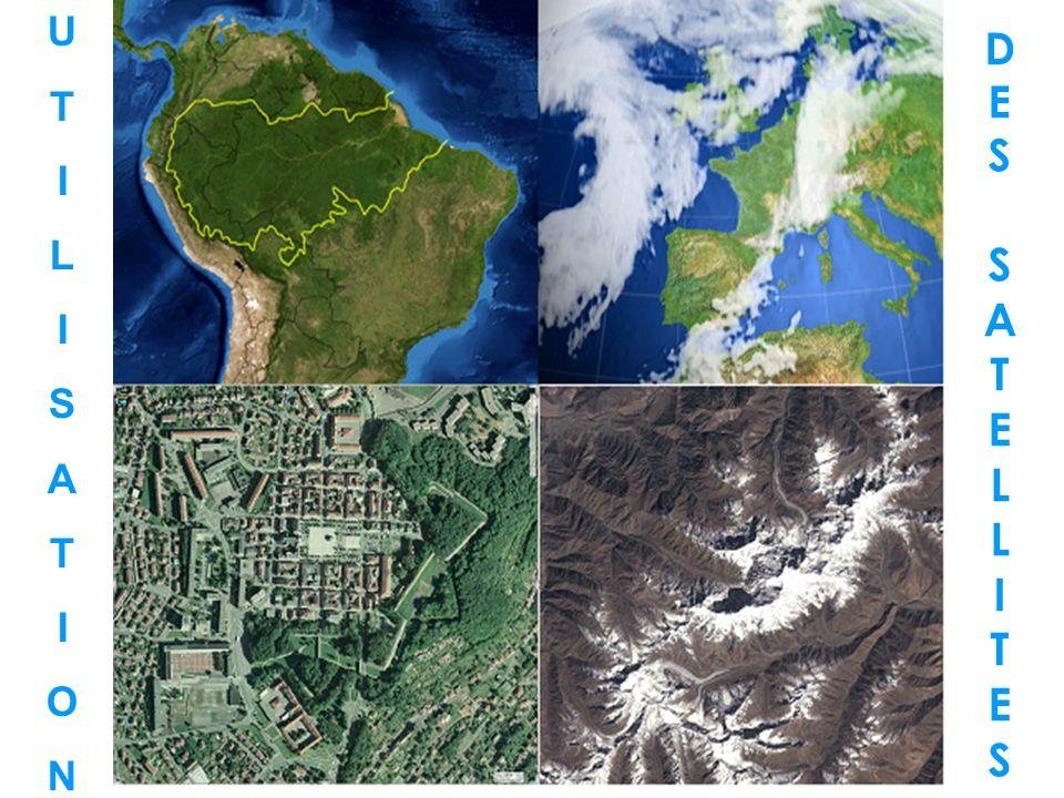 Étude de la fonte des glaciers grâce aux satellites Exemple: le glacier de KARAKORAM Hiver 2000 Hiver 2005