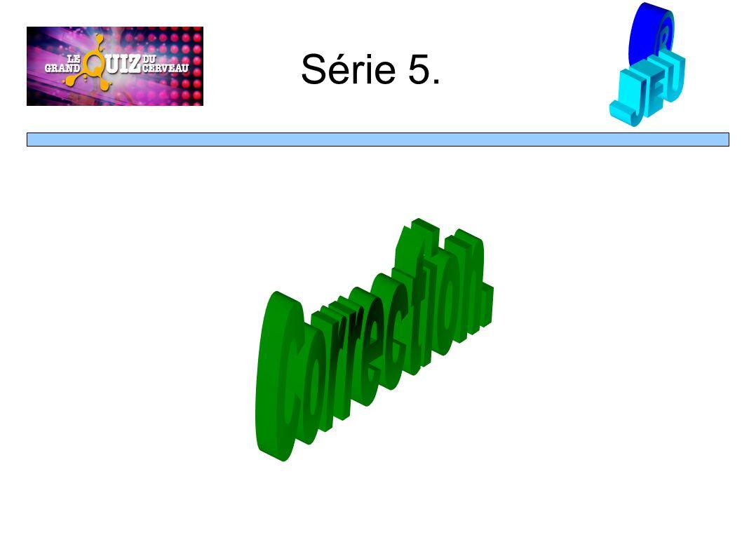 Série 5.