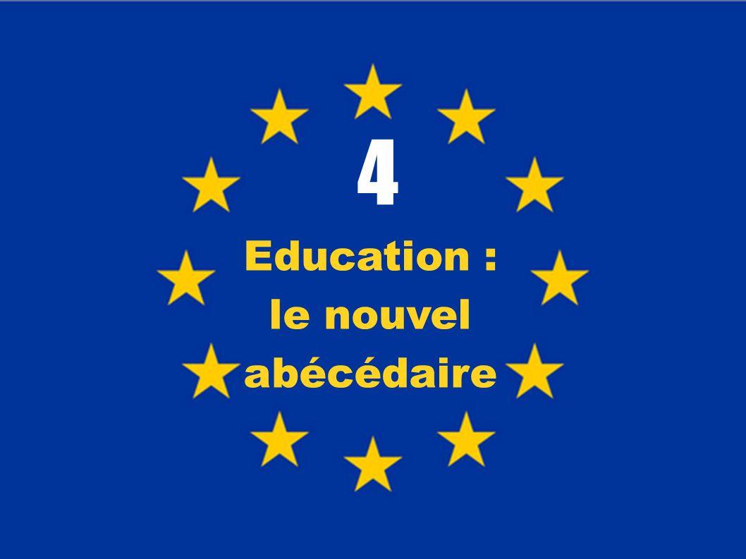 Education : le nouvel abécédaire 4