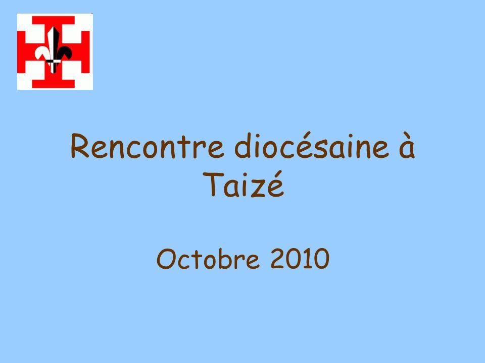 Rencontre diocésaine Avec les Guides de France du Creusot