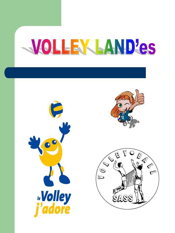 Les nouveaux syst è me de jeux pour l É cole de Volley Le concept VOLLEY LANDes outre sa capacité importante de développement, dintégration des jeunes et des parents, permet une formation ludique progressiste des jeunes.