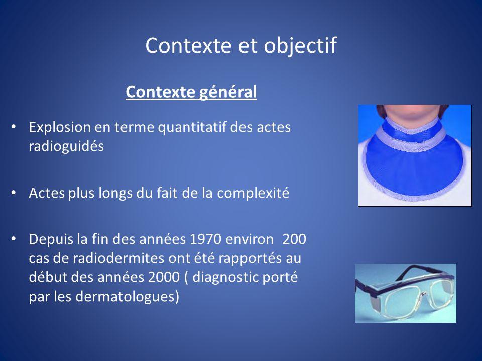 Résultats Diminution ou pas de la dose aux extrémités avec le port des gants radio- atténuateur .