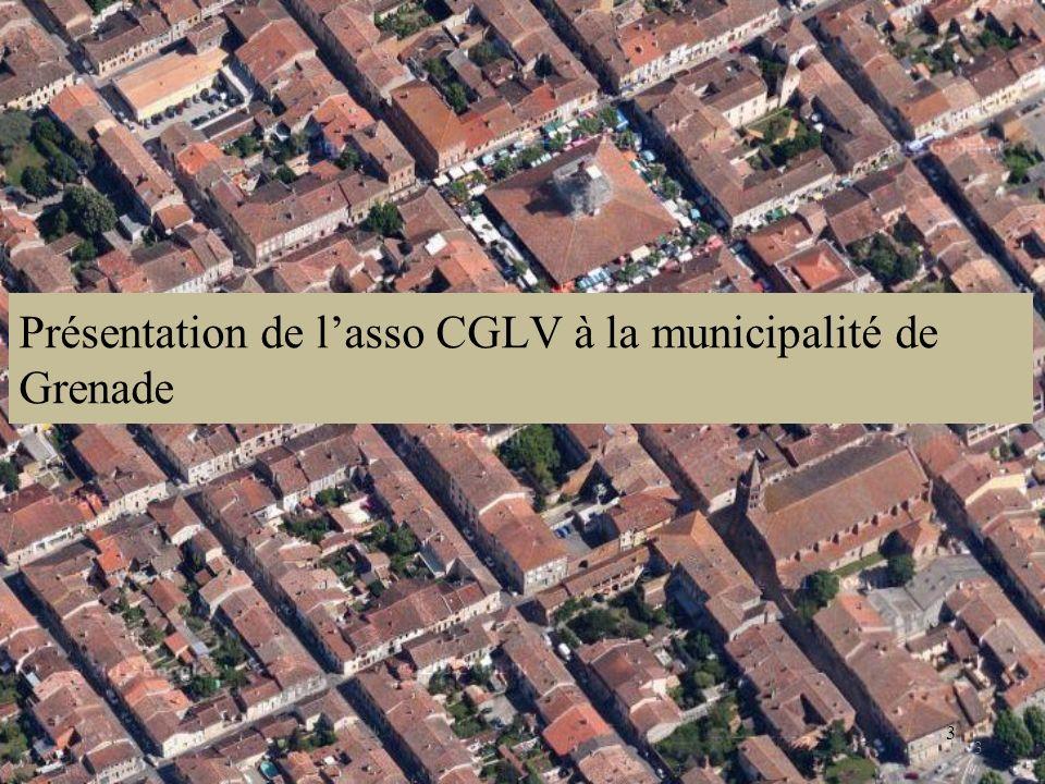 Association citoyenne: « Cœur de Grenade: lieu de vie!.