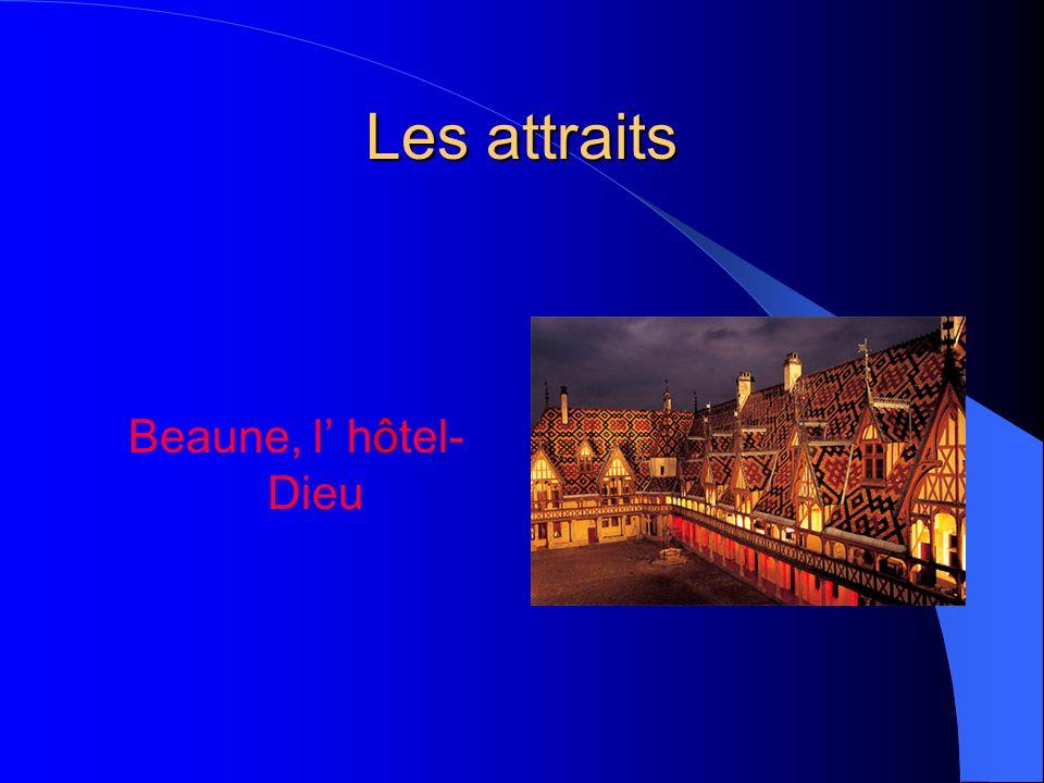 Les attraits Fontenay, labbaye de Saint-Bernard- de Clairevaux