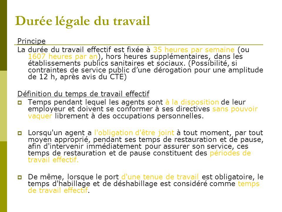 Précisions Le roulement relève de lorganisation, la gestion des plannings du management.