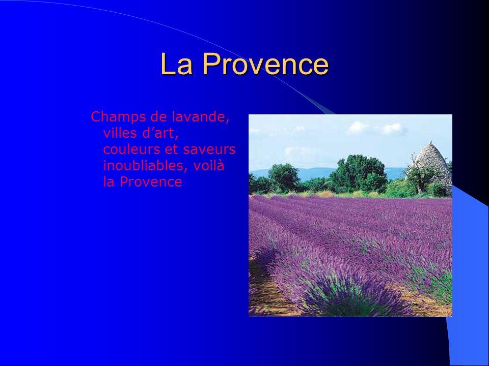 LA RÉGION PACA LE Paca est une région située dans le Sud de la France. Cest une région aux multiples visages: la mer sur la Côte dAzur, Les Alpes du S