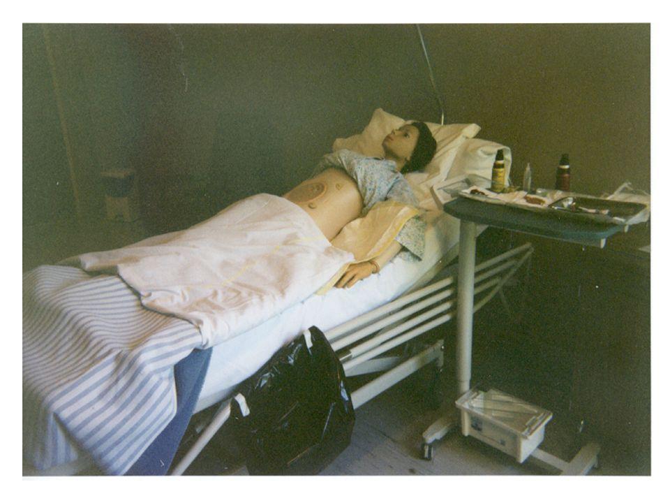 4 A respecter pour le patient : -Confort -Sécurité -Pudeur