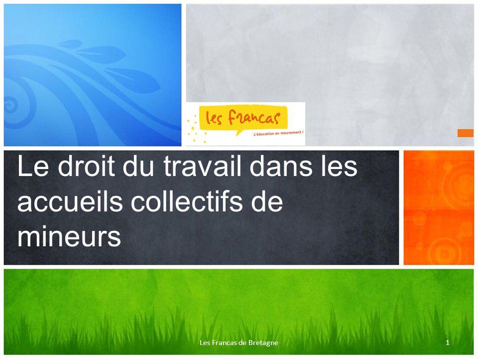 2 Le droit privé Les Francas de Bretagne12