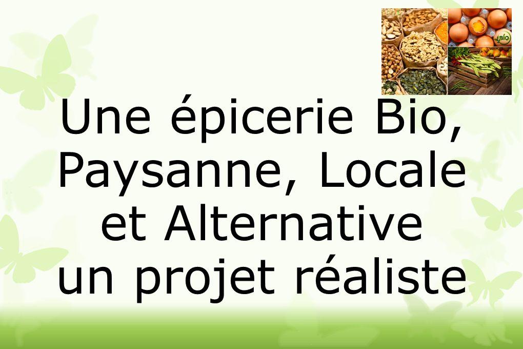 Genèse : les structures existantes Synergie de deux structures existantes et complémentaires : - l Association pour le maintien d une agriculture paysanne du Pays d Elbeuf (Amap) -le Bon Air, adossé au Réseau Biomonde