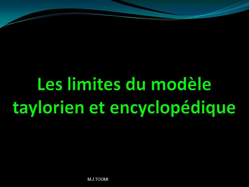 Méthode de travail pour lélaboration du programme (logique de la programmation) M.J.TOUMI Pédagogie des contenus Logique denseignement Pédagogie de la