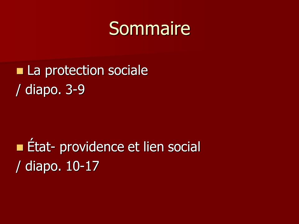 Ly- daprès comptes de la protection sociale 2007- DREES oct.2008- tous régimes 4 branches- 29% du Pib en 2007