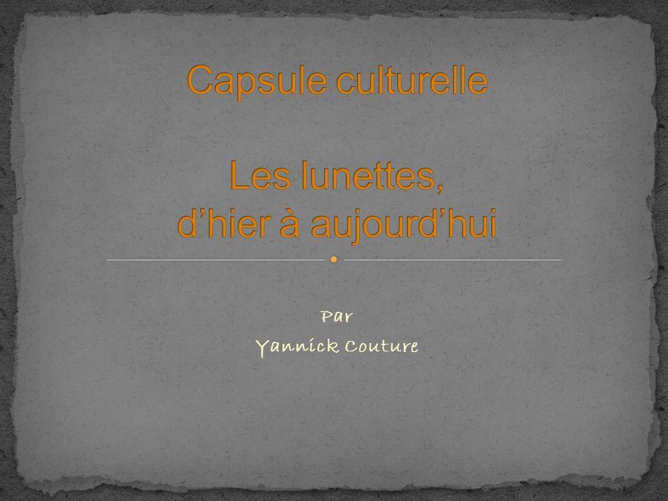 Par Yannick Couture