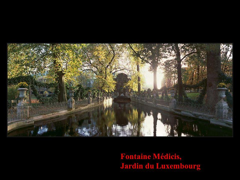 Fontaine Médicis, Jardin du Luxembourg