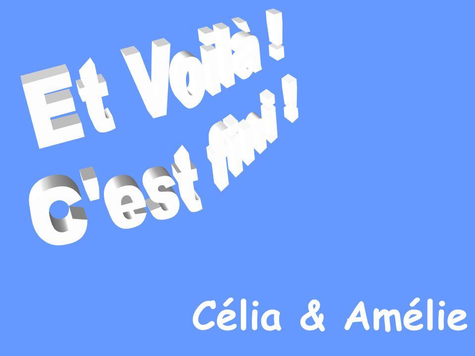 Célia & Amélie