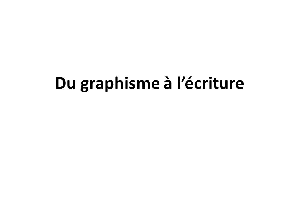 Lactivité graphique regroupe le dessin, le graphisme et lécriture.