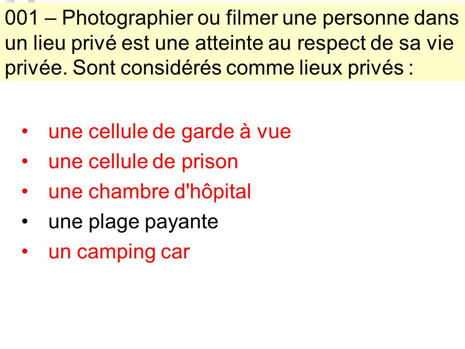 082 – Peut constituer l infraction d exercice illégal de la profession de chauffeur de taxi : A.l absence de plaque professionnelle B.l absence d autorisation de stationnement C.le refus de charger des personnes handicapées D.l absence de carte professionnelle en cours de validité