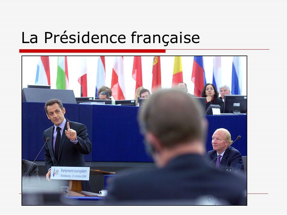 La Présidence française
