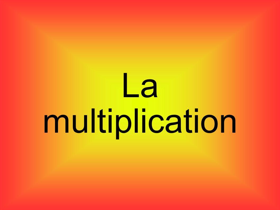 sommaire la base Les tables: De 2 De 3 De 4 De 5 De 6 De 7 De 8 De 9 la table de pythagore la multiplication à deux chiffres La multiplication par des nombres inférieure à 1