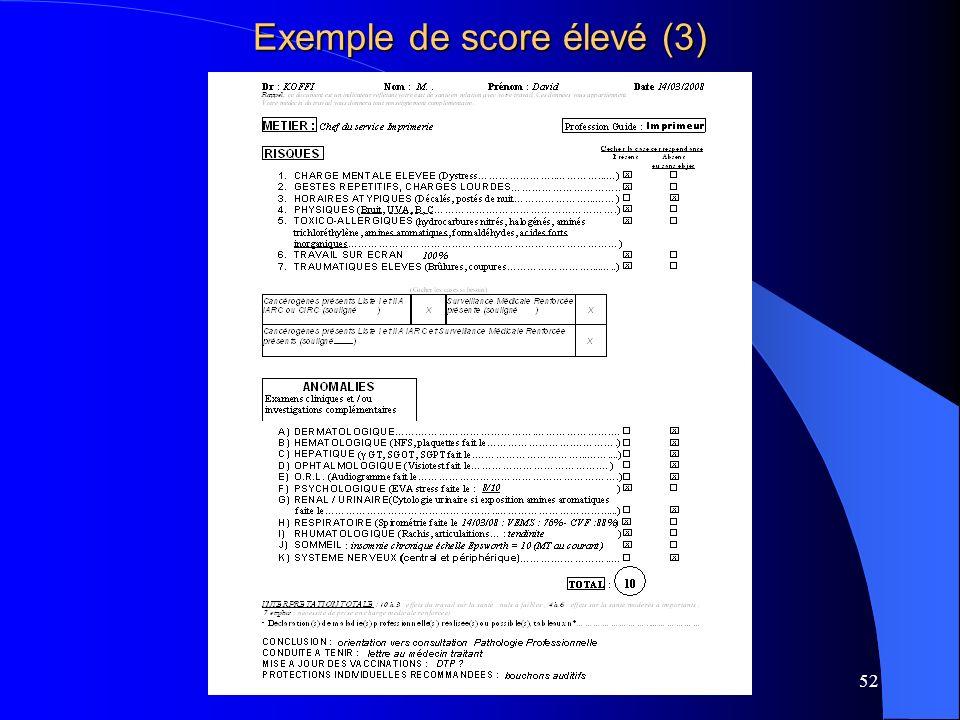 52 Exemple de score élevé (3)