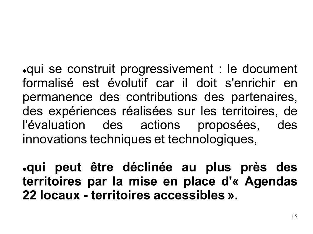 16 Eléments de méthodologie Les éléments de méthodologie présentés sont ceux utilisés pour élaborer l Agenda 22 du Poitou-Charentes (à l échelon d une région).