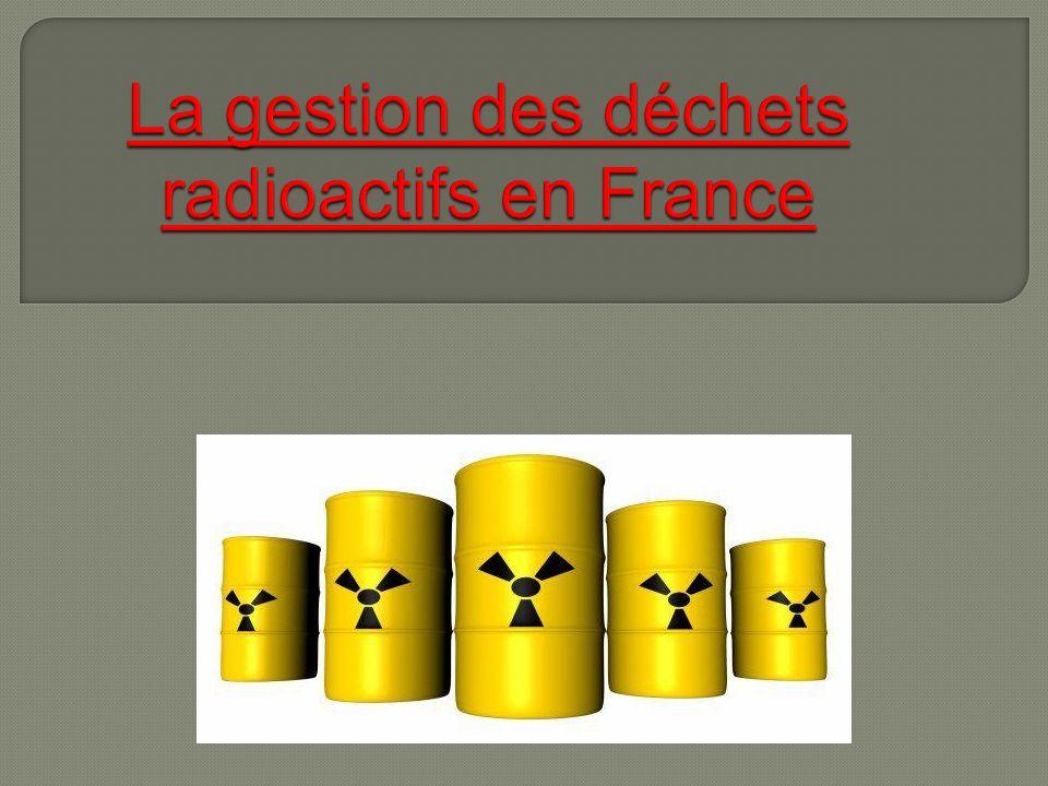 Radioactivité découverte en 1896 par Henri Becquerel, précisée en 1898 par les Curie Nucléaire Source dénergie utilisée dès le milieu du XX ème siècle.