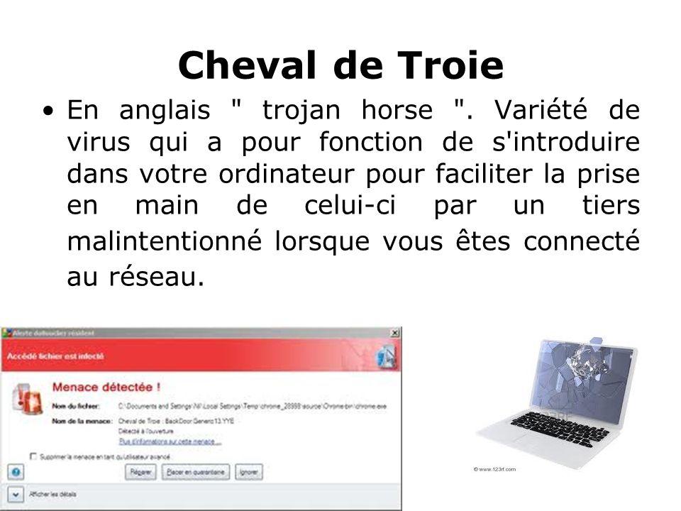 Cheval de Troie En anglais
