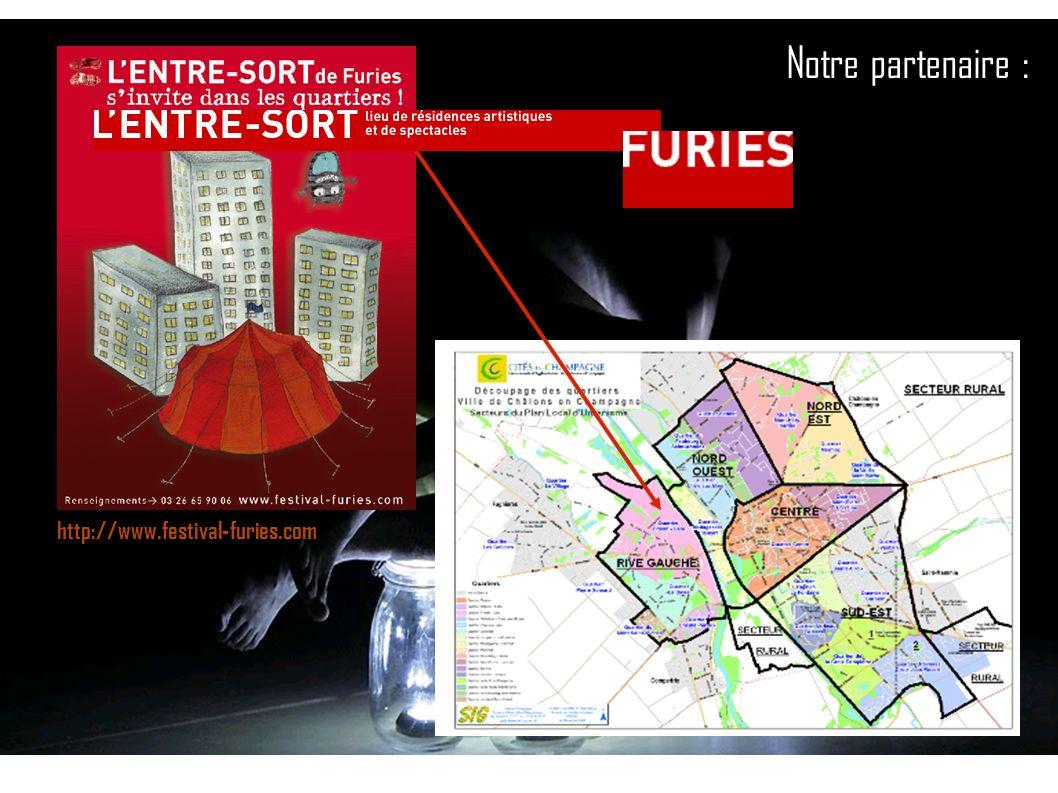 http://www.festival-furies.com Notre partenaire :