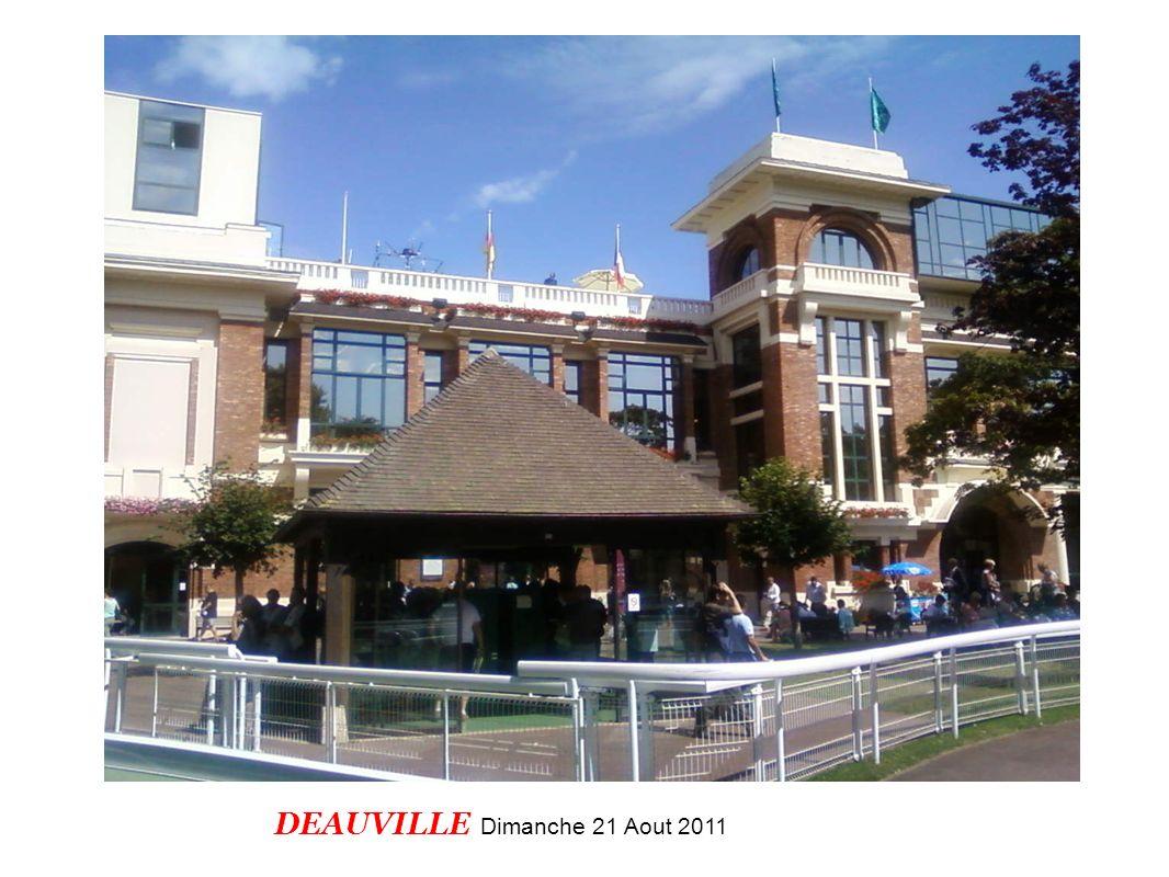 DEAUVILLE Dimanche 21 Aout 2011