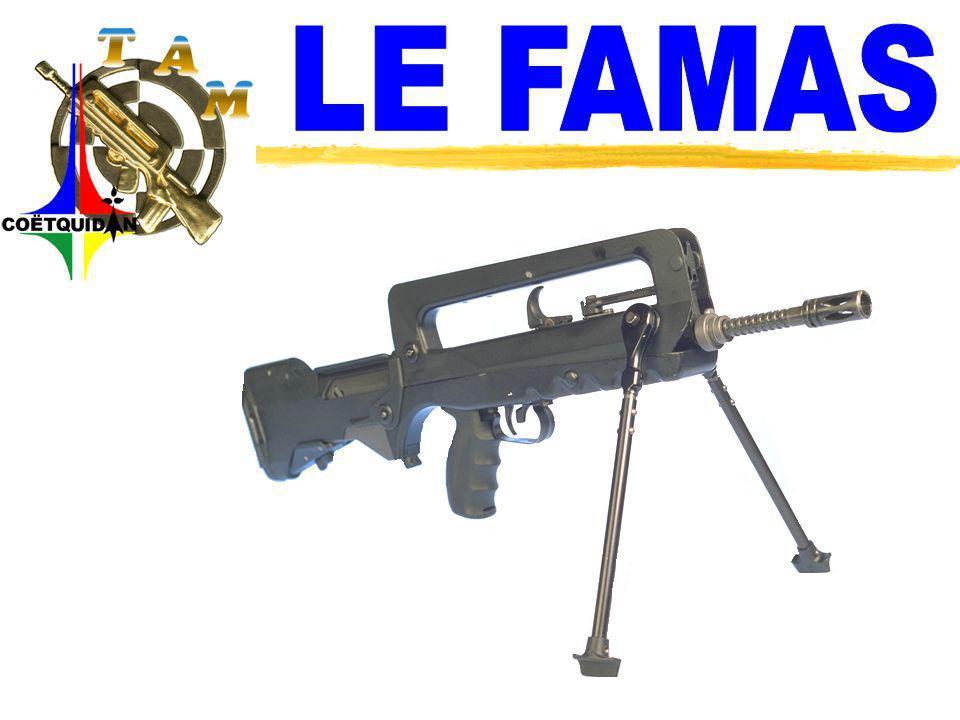 u FAMAS 5,56 F1: FUSIL DASSAUT MANUFACTURE DARME DE SAINT- ETIENNE 5,56 MM MODELE F 1.