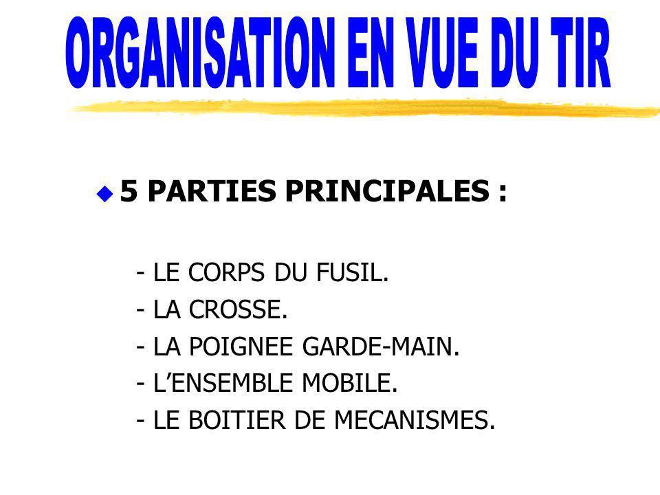 - UNE BAIONNETTE.- UNE BRETELLE DE TRANSPORT. - SIX CHARGEURS 25 CARTOUCHES.