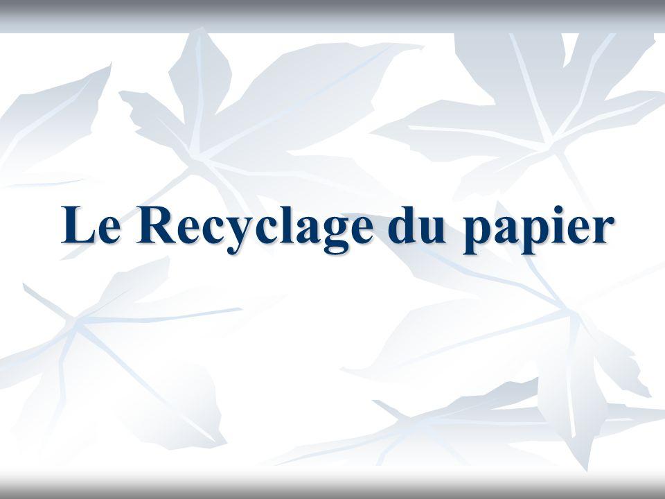 Sondage recyclez vous vos déchets ? OUI : 18% De temps en temps : 62% NON : 22%