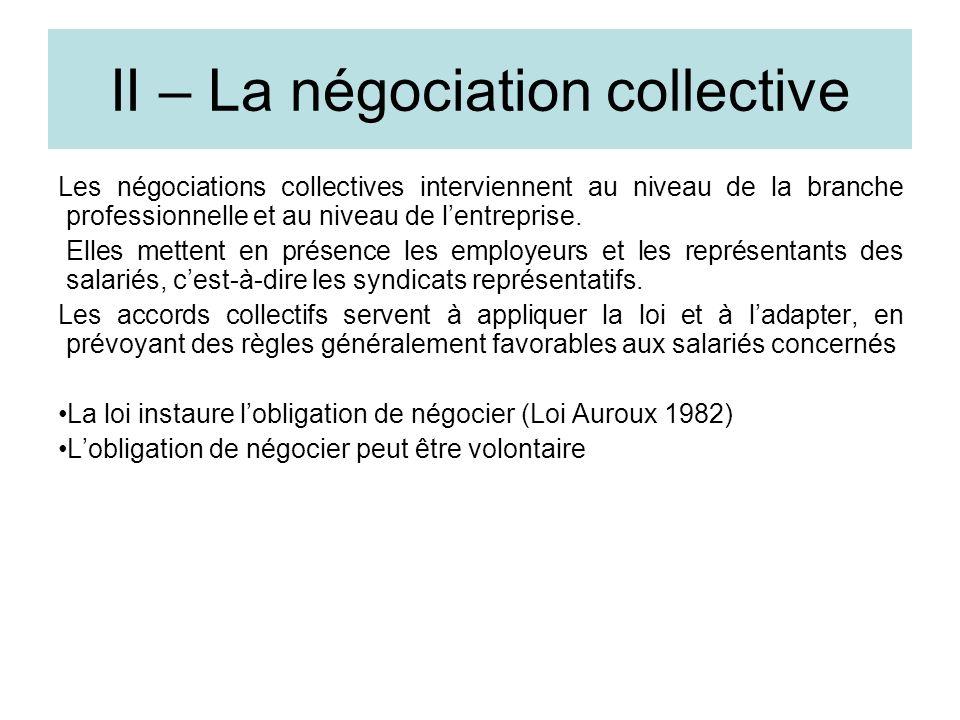 Les représentants élus des salariés dans lentreprise Les revendications des salariés peuvent également être présentées à lemployeur par les délégués d