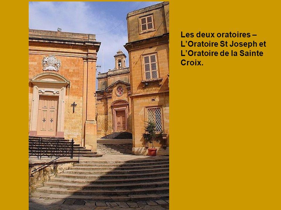 Les deux oratoires – LOratoire St Joseph et LOratoire de la Sainte Croix.