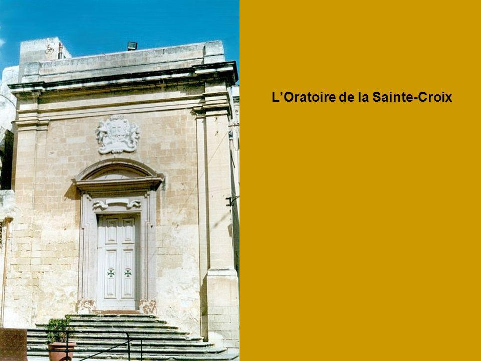 LOratoire de la Sainte-Croix