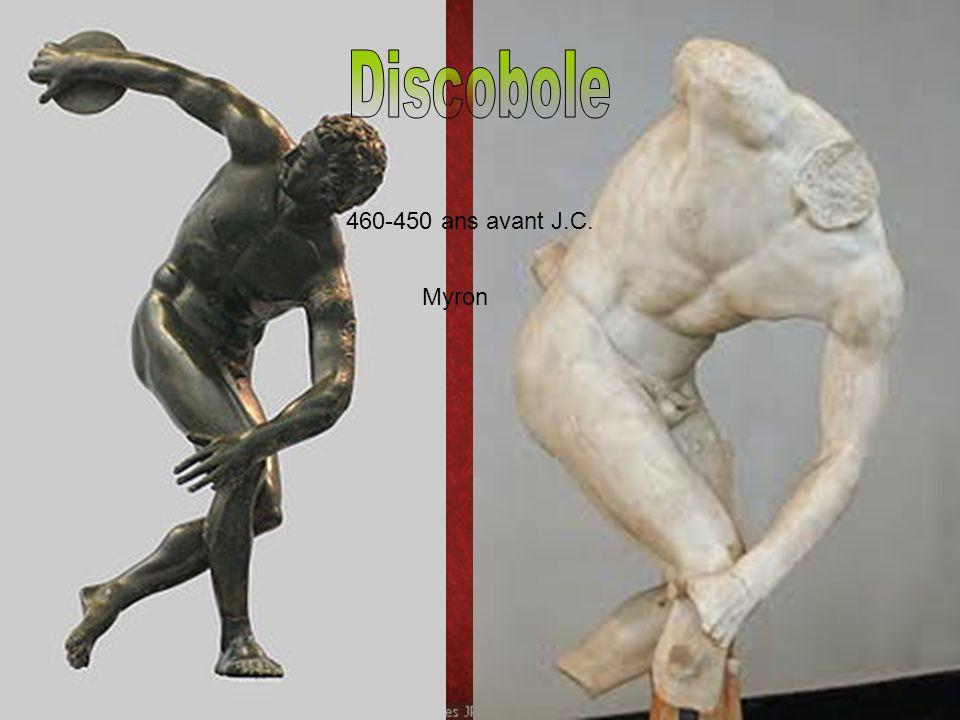 460-450 ans avant J.C. Myron