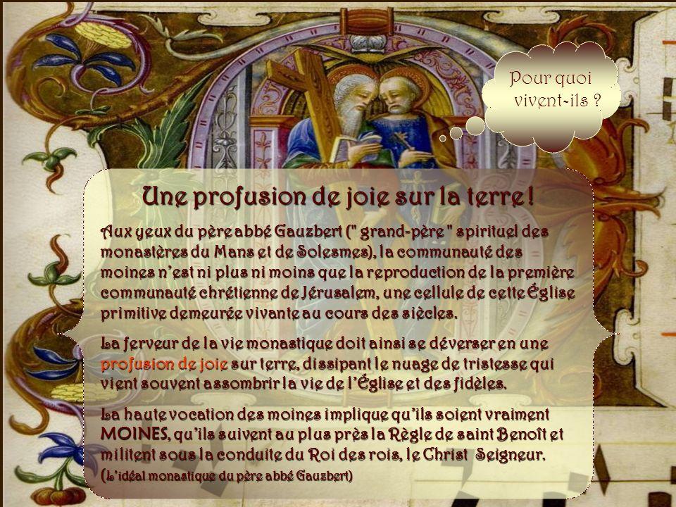 Cinq ou six fois au cours de ce millénaire, le monastère a failli périr ; la communauté, séteindre. Quelle leçon de vie ! Dans le Christ Jésus, on ne