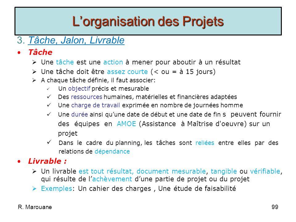 2. Equipe de Projet Les SSII Ces entreprises ont des employés essentiellement avec des profils techniques ayant des spécialités (développeurs JAVA, dé