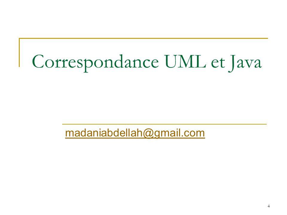 15 Traduction des relations (La généralisation) Le concept UML de généralisation se traduit directement par le mécanisme de lhéritage dans les langages objets.