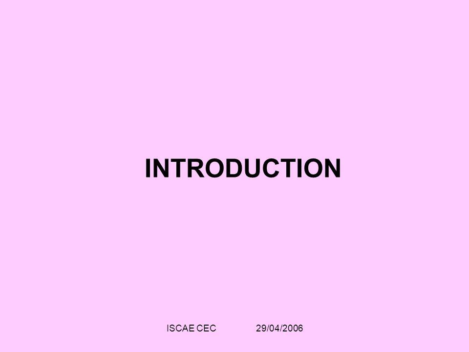 ISCAE CEC 29/04/2006 I- Dispositions Générales de la loi 45-00 Article Premier: Les experts judicaires sont des auxiliaires de la justice qui exercent leurs fonctions conformément aux dispositions de la loi 45 -00 et des textes pris pour son application.