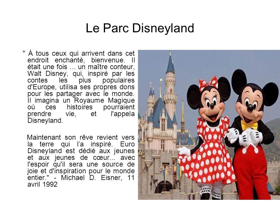 Le Parc Disneyland